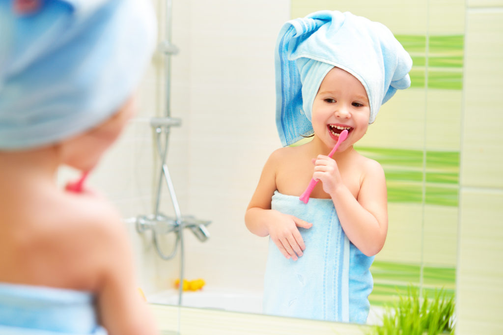 oral health toddlers